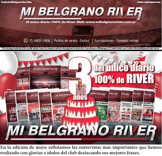 Diario Mi Belgrano River