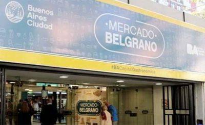 Mercado de Belgrano