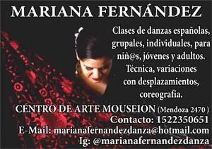 Clases de danzas españolas