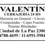 Cerrajería Valentín