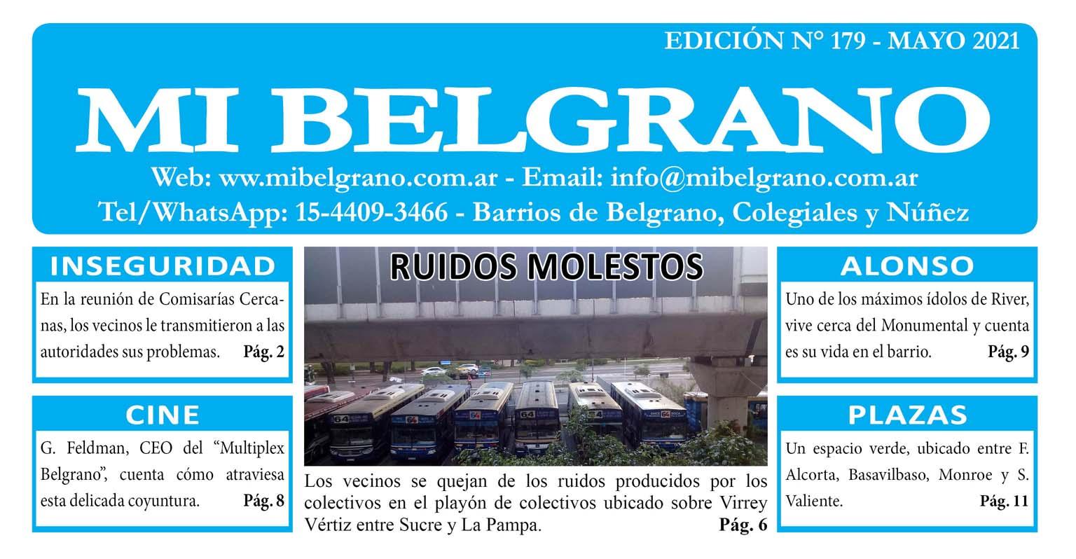 Diario Mi Belgrano Mayo
