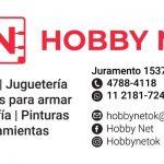 Librería Juguetería Hobby Net