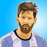 Messi lidera a la selección de Argentina a una goleada contra Uruguay